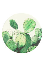 4-pack coasters - White/Cactus - Home All | H&M CN 2
