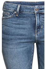 H&M+  Slim Regular Ankle Jeans - Denim blue -  | H&M 3