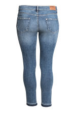 H&M+  Slim Regular Ankle Jeans - Denim blue -  | H&M 2