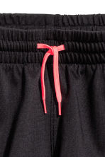 Shorts sportivi - Nero/New York -  | H&M IT 3