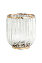 Verre - Verre transparent/doré - Home All | H&M FR 2
