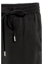 Pull-on trousers - Black - Ladies | H&M CN 4
