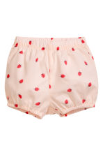 3-piece set - Light pink/Strawberries - Kids | H&M 2