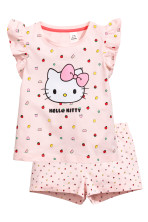 Hellrosa/Hello Kitty
