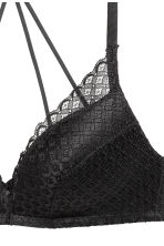 Push-up lace bra - Black - Ladies | H&M 3