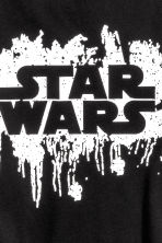 圖案T恤 - Black/Star Wars -  | H&M 3