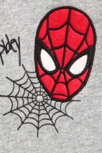 Short en molleton - Gris/Spiderman - ENFANT | H&M FR 3