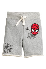 Grey/Spiderman