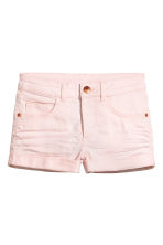 Twill shorts - Light pink - Kids | H&M CN 2