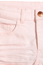 Twill shorts - Light pink - Kids | H&M 3