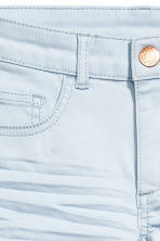 Twill shorts - Light blue - Kids | H&M 3