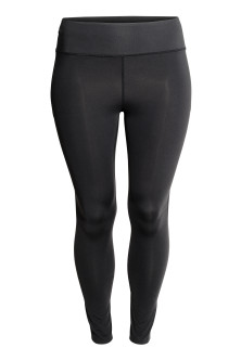 H&M+ Shaping tights High waist