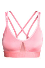 Sportbeha Medium support - Neonroze - DAMES | H&M BE 2