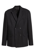 Jacket Slim fit - Black - Men | H&M 2