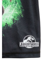 Printed vest top - Black/Jurassic World -  | H&M 3