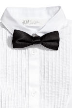 Dress shirt and bow tie - White - Kids | H&M CN 3