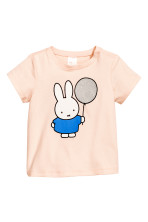 Powder pink/Miffy