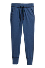 Jersey joggers - Dark blue marl - Ladies | H&M 2