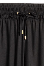 H&M+ Pull-on trousers - Black - Ladies | H&M 2