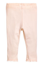 Set abito e leggings - Rosa cipria -  | H&M IT 2