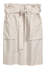 Gonna cargo - Beige chiaro - DONNA | H&M IT 2