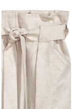Cargo skirt - Light beige - Ladies | H&M 3