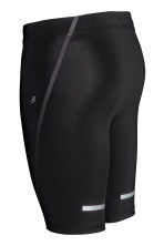 Short running tights - Black - Men | H&M CN 3