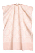Tea towel - Light pink - Home All | H&M CN 1