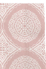Paper napkins  - Light pink/Patterned - Home All | H&M CN 2
