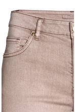 Petite fit Trousers - Powder pink - Ladies | H&M 4