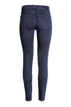 Petite fit Trousers - Dark denim blue - Ladies | H&M 3
