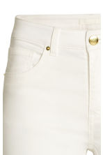 Petite fit Trousers - White - Ladies | H&M CN 4