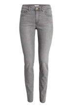 Petite fit Trousers - Grey denim - Ladies | H&M 2