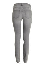 Petite fit Trousers - Grey denim - Ladies | H&M 3