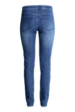 Petite fit Treggings - Denim blue - Ladies | H&M 3