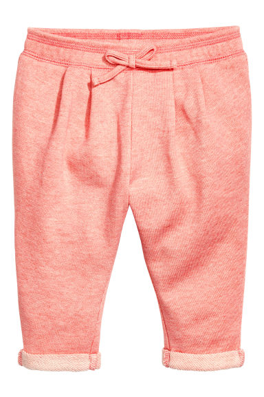 Joggers - Coral pink -  | H&M CN 1