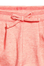 Joggers - Coral pink -  | H&M CN 2