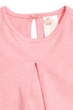 3-piece jersey set - Pink/Pineapple - Kids | H&M 4