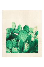 Lavette - Blanc/cactus - Home All | H&M FR 1
