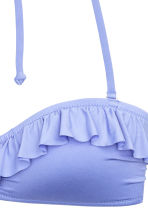Bandeau bikini top - Light lavender - Ladies | H&M 4