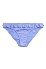 Bikini bottoms - Light lavender blue - Ladies | H&M 2