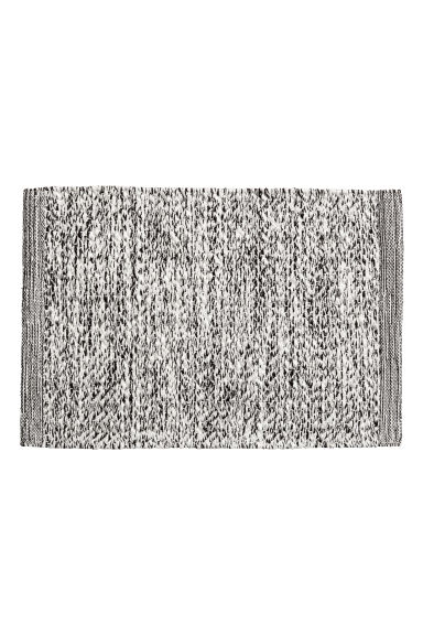 Glittery table mat - White/Black - Home All | H&M CN 1