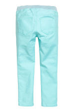 Treggings - Light turquoise -  | H&M 3