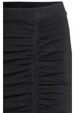 Jersey skirt - Black - Ladies | H&M 3