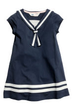 Sailor dress - Dark blue - Kids | H&M 2