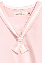 Sailor dress - Light pink - Kids | H&M 5