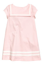 Sailor dress - Light pink - Kids | H&M 3