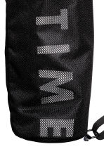 Yoga mat bag - Black/Text print - Ladies | H&M CN 2