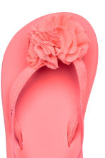 Tongs - Rose corail - ENFANT | H&M FR 4