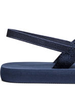 Flip-flops - Dark blue - Kids | H&M 3